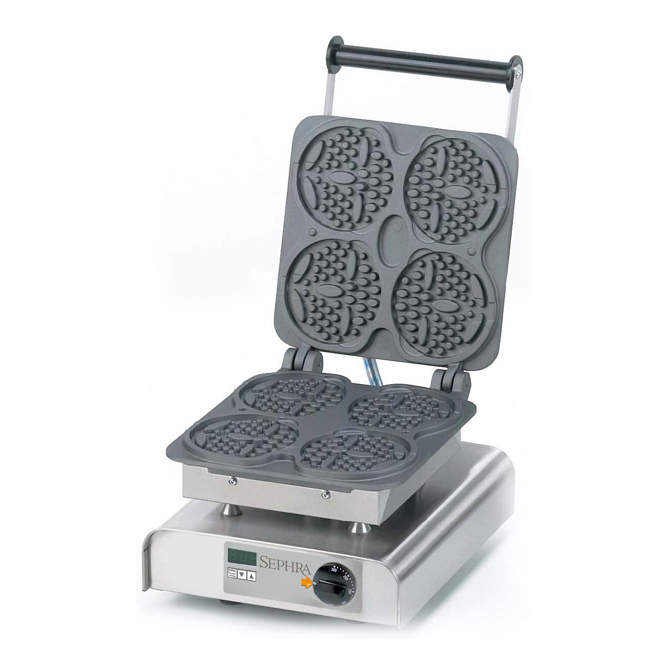 Stick On A Waffle Iron ~ Sephra bear waffle on a stick maker